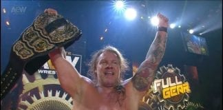 Chris Jericho Retain AEW World Championship at AEW Full Gear 2019