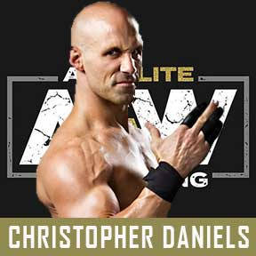 CHRISTOPHER DANIELS AEW