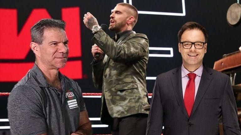 Corey Graves Apologizes to Mauro Ranallo on After the Bell