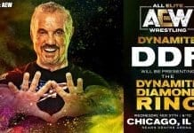 DDP to Present Diamond Ring at AEW Dynamite