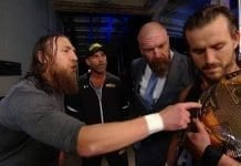 Daniel Bryan Challenged Adam Cole for NXT Championship