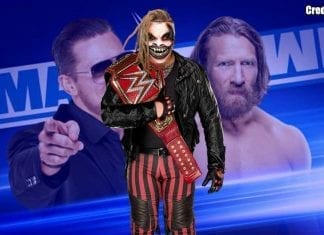 Daniel Bryan on Miz TV on SmackDown 15 November 2019