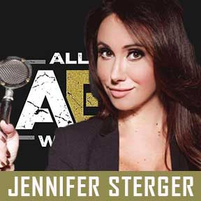 JENNIFER STERGER AEW