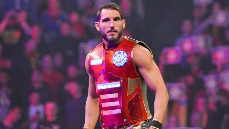 Former NXT Champion Johnny Gargano's Contract to Expire Soon
