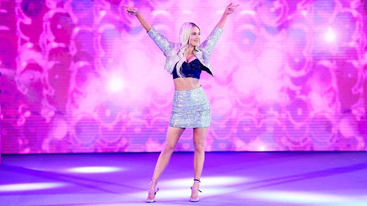 Lana Signs New Five Years WWE Deal