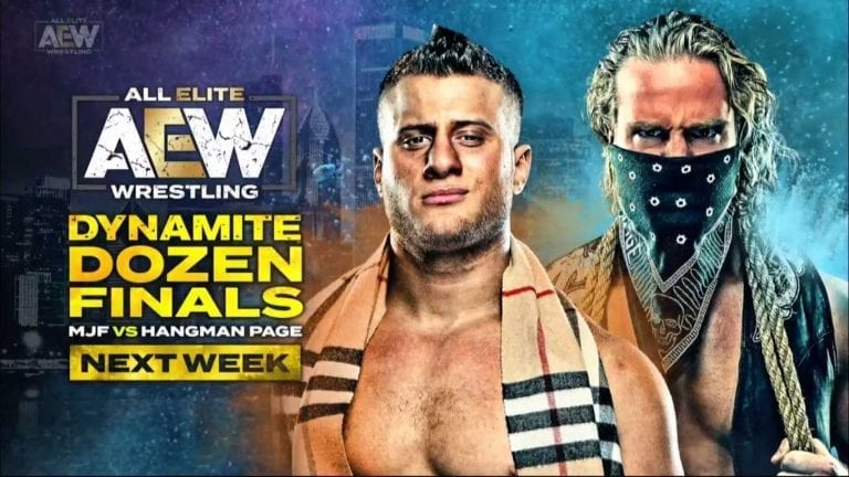 Adam Page & MJF To Battle for AEW Diamond Ring