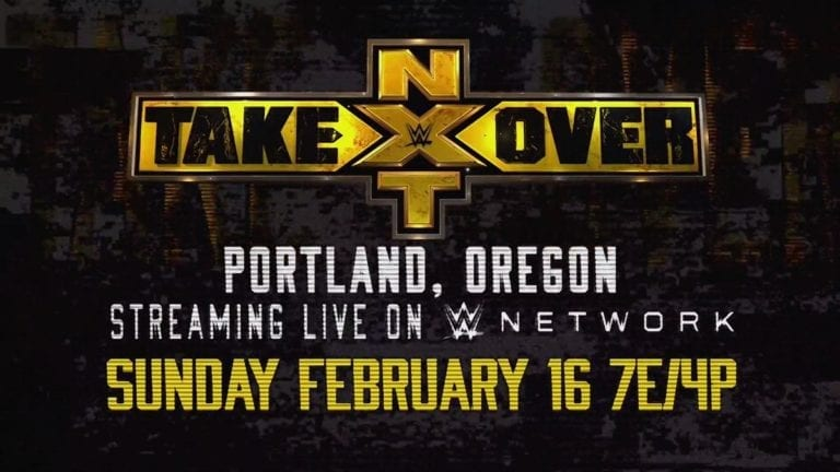 Triple H Confirms NXT TakeOver Portland Location, Tickets