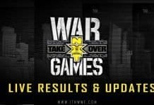 NXT TakeOver: WarGames 2019- Live Results & Updates