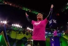 Natalya Beats Evans in First Saudi Women's Match