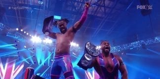 New Day Become 7 Times Tag Team Champions at SmackDown 8 November 2019