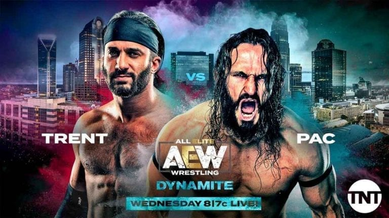 PAC's Match Announced for AEW Dynamite 6 November
