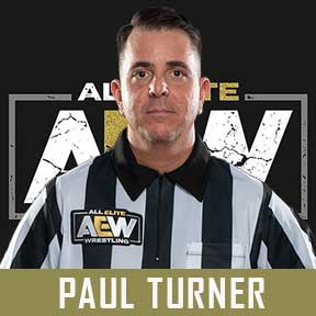 PAUL TURNER AEW