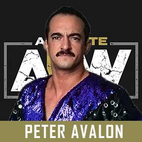 PETER AVALON AEW