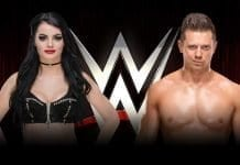 The Miz and Paige Signs New WWE Deals
