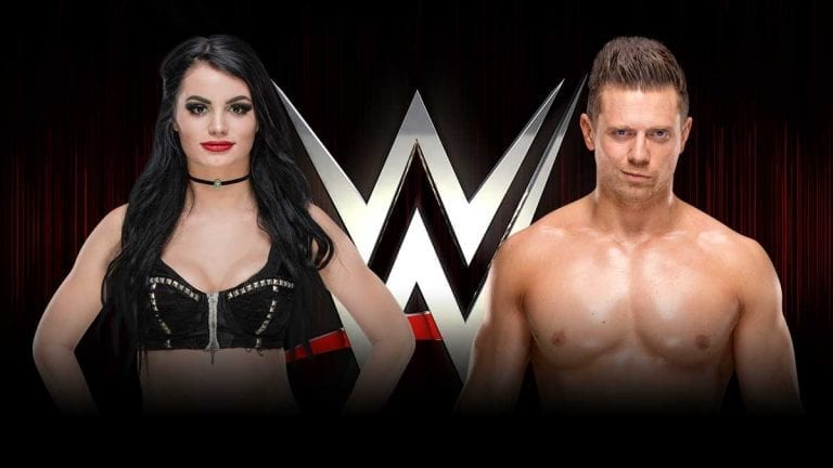 The Miz and Paige Sign New WWE Deals