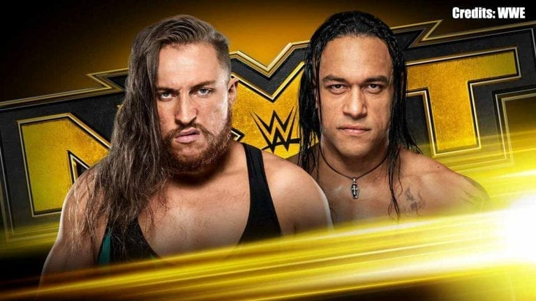 NXT Live Results & Updates- 6 November 2019