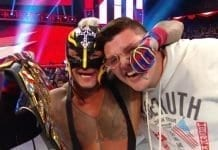 Rey Mysterio becomes United States Champion