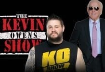 Ric Flair on Kevin Owens Show at Starrcade 2019