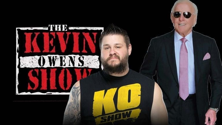 Ric Flair to Appear on Kevin Owens Show at Starrcade 2019