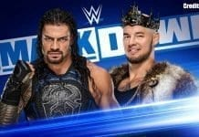 Roman Reigns vs King Corbin SmackDown 8 November 2019