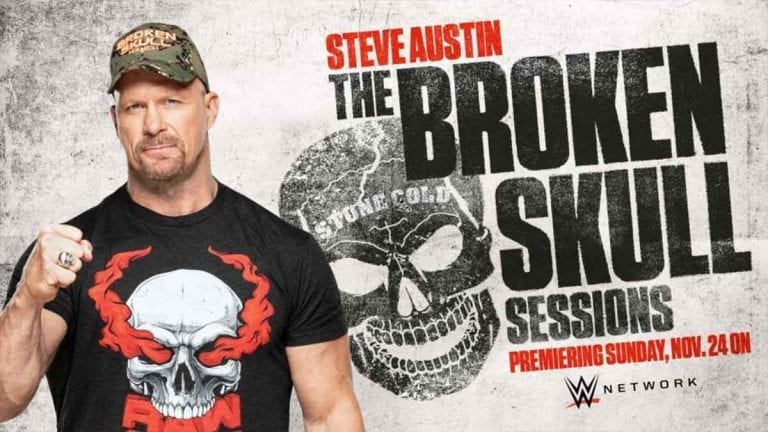 WWE Announces Steve Austin Series: The Broken Skull Sessions, Undertaker to be the First Guest