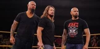 The OC Invades NXT