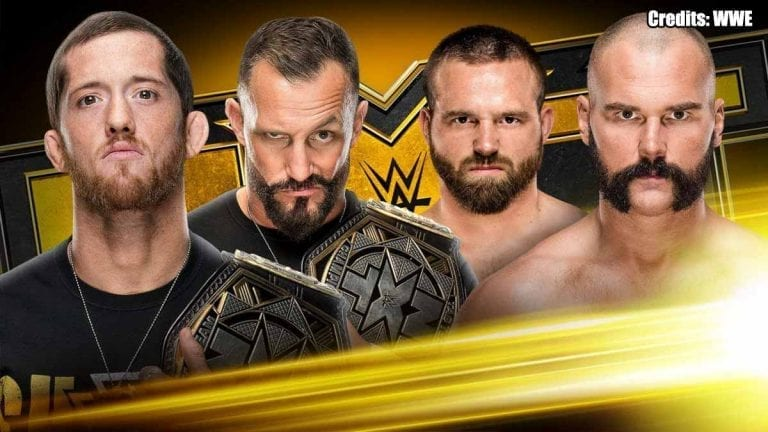 The Revival Going to NXT to Face Undisputed ERA on 20 Nov