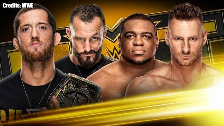 Two Title Matches Announced for NXT 27 November 2019