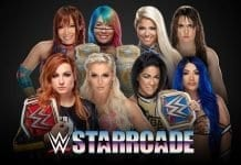 WWE Starrcade 2019 Women Tag Team Championship Match