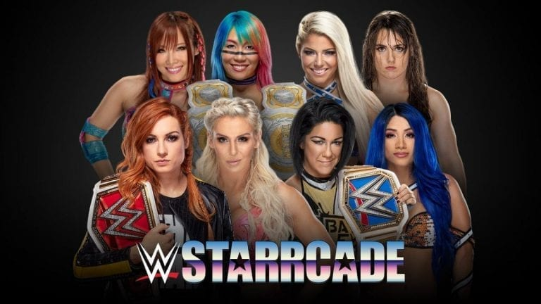 Two Matches Announced for WWE Starrcade 2019