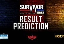 WWE Survivor Series 2019 Results Predictions