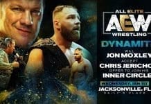 AEW Dynamite 1 January 2020 Segment & Match