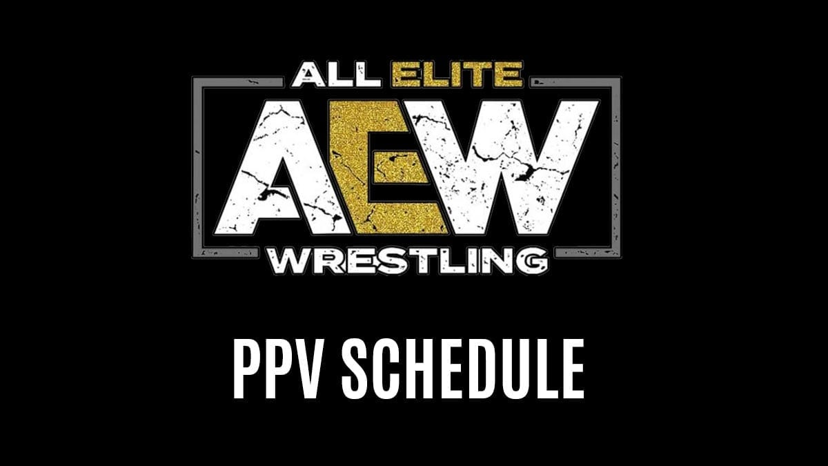 AEW-PPV-Schedule