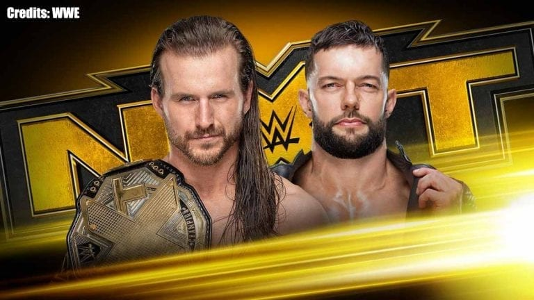 WWE NXT Live Results & Updates- 18 December 2019
