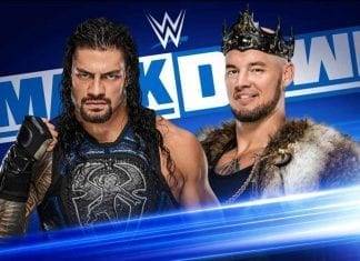 Baron Corbin Roman Reigns SmackDown 6 December 2019