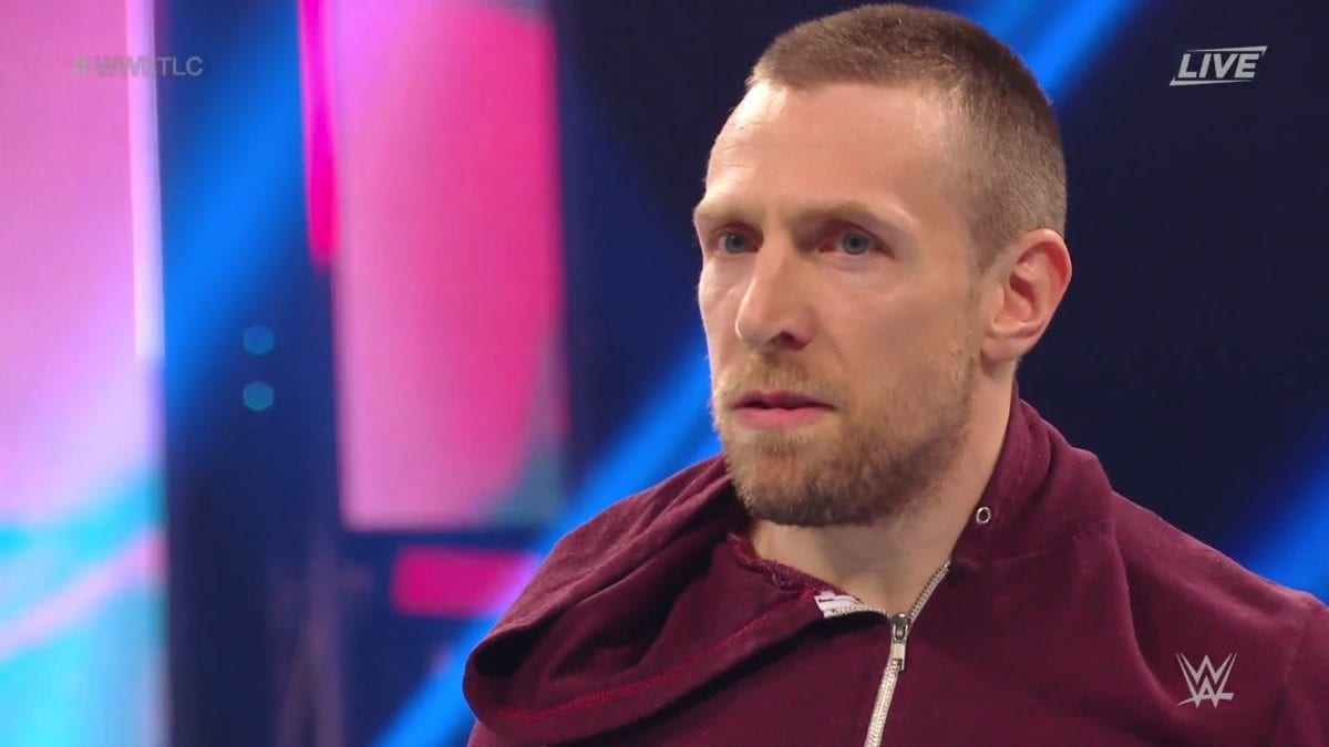 Daniel Bryan return in a new look at WWE TLC 2019