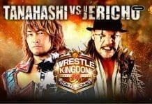 Hiroshi Tanahashi vs Chris Jericho, NJPW Wrestle Kingdom 14