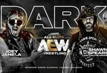 Joey Janela vs Shawn Spears AEW Dark 24 December 2019
