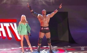 Lashley & Lana Arrested