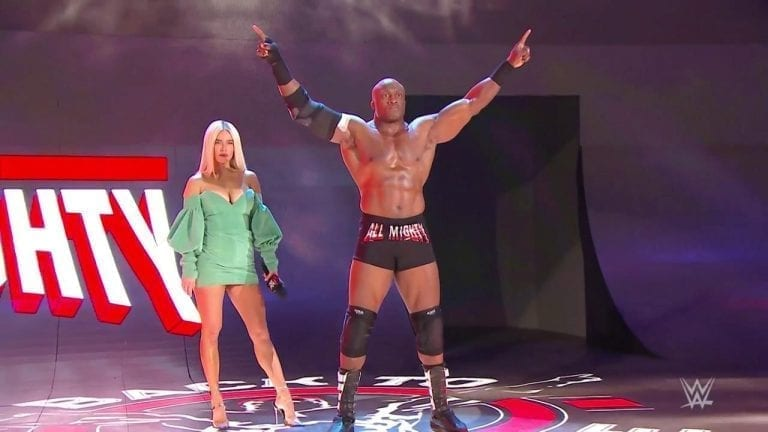 Bobby Lashley And Lana Arrested By Tennasse Police