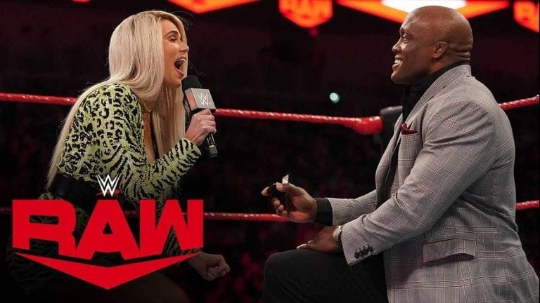 Lana & Lashley To Get Married on RAW, Date Announced