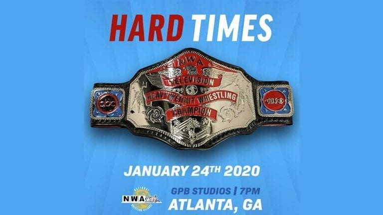 NWA Hard Times Tickets Sell Out in Three Hours