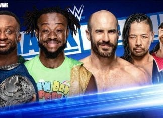 The New Day vs Shinsuke Nakamura & Cesaro- SmackDown 20 December 2019