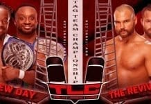 New Day vs The Revival SmamckDown Tag Team Championship TLC 2019