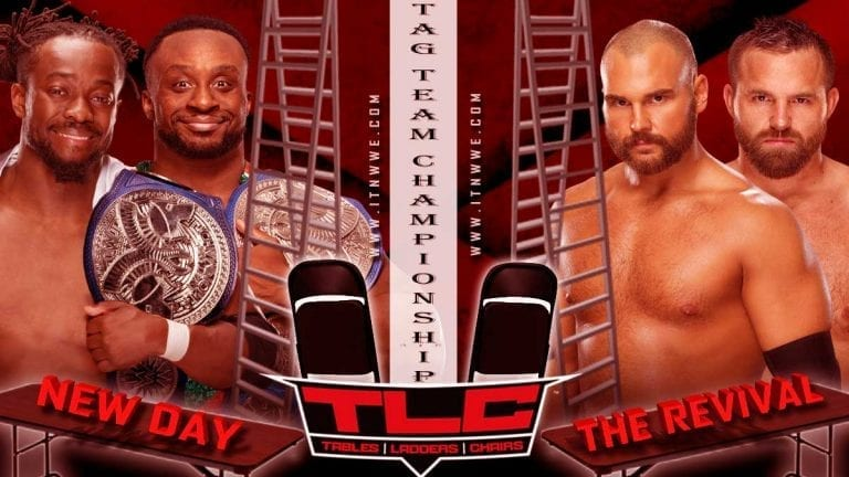 The Revival To Challenge New Day at TLC 2019 for SD Tag Titles