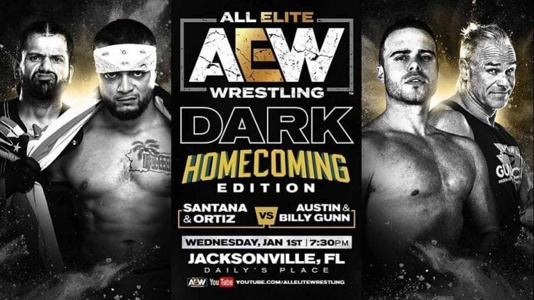 AEW Dark Matches Announced for Homecoming Edition