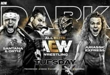 Proud Powerful vs Jurrasic Express AEW Dark 3 December 2019