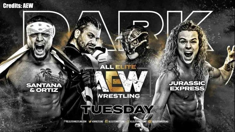 AEW Dark 3 December 2019: Video and Results