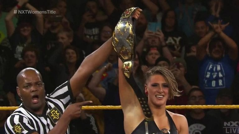Rhea Ripley on Struggles Without Family