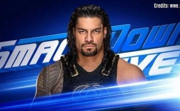 Roman Reigns SmackDown 13 December 2019